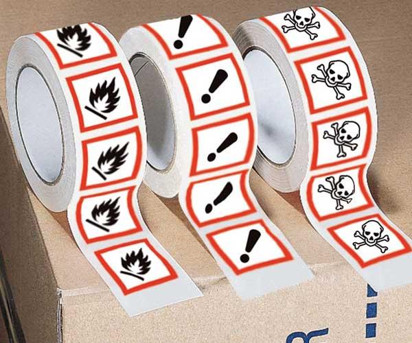 Hazard Warning Diamonds, Transportation and Pipeline | Signs
